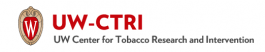 University of Wisconsin—Center for Tobacco Research and Intervention
